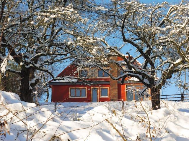 Osteopathie-und AromatherapieRetreat, Kleine Villa - Gummersbach - Casa