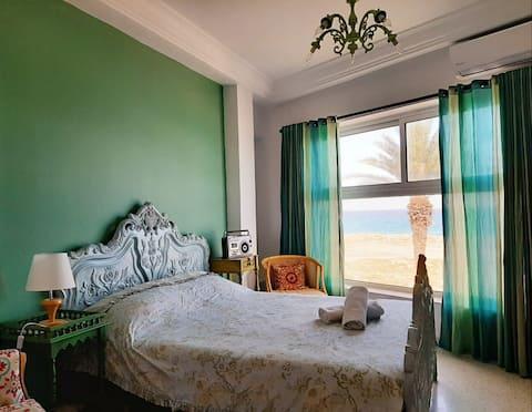 Maison Charme de Mahdia front mer