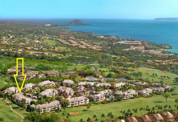 Grand Champions Studio on the Sunny Side of Maui