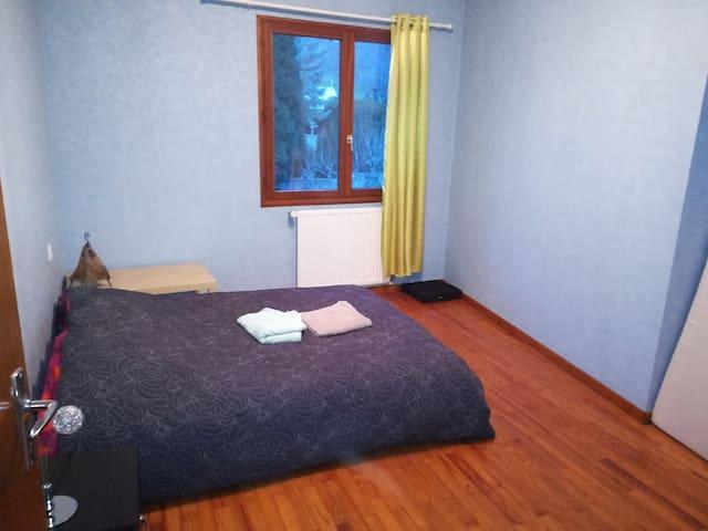 Chambre double en Maurienne