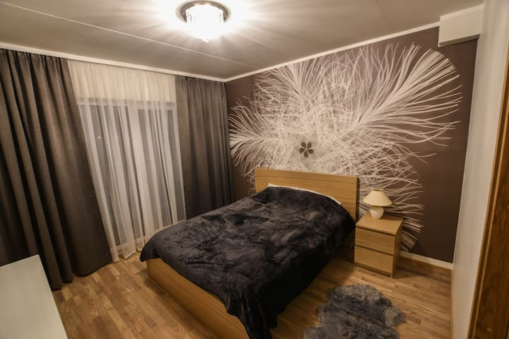 Welcome to the apartment of your dreams! Let our home be the base for a visit to Tartu.