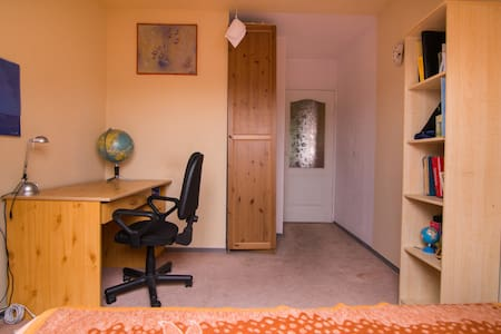 Quiet, cosy and family friendly location