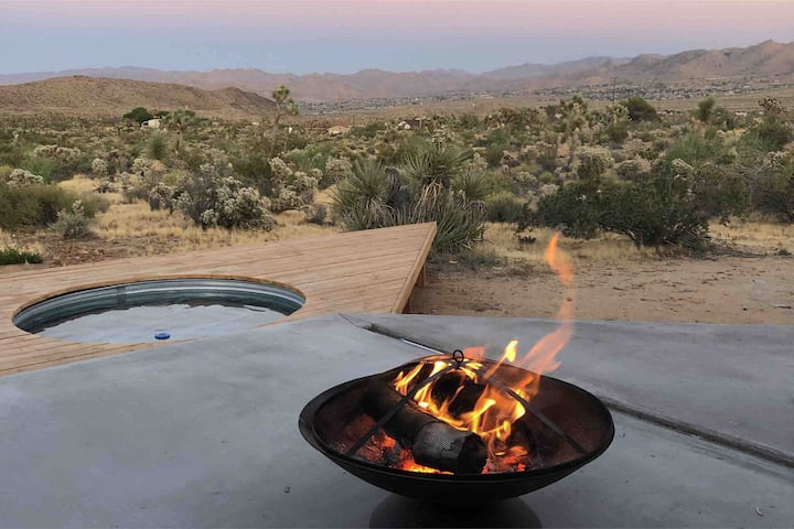 Perched on Paradise - Yucca Valley