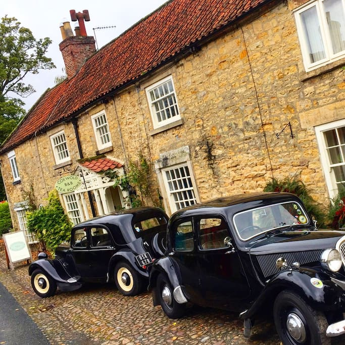 Coxwold in style