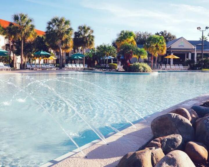 Family Paradise in Orange Lake Resort West Village
