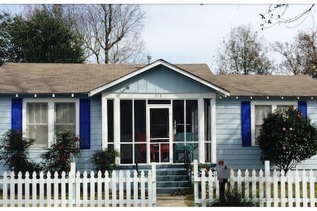 Gulfport Beach Cottage - Gulfport - Casa