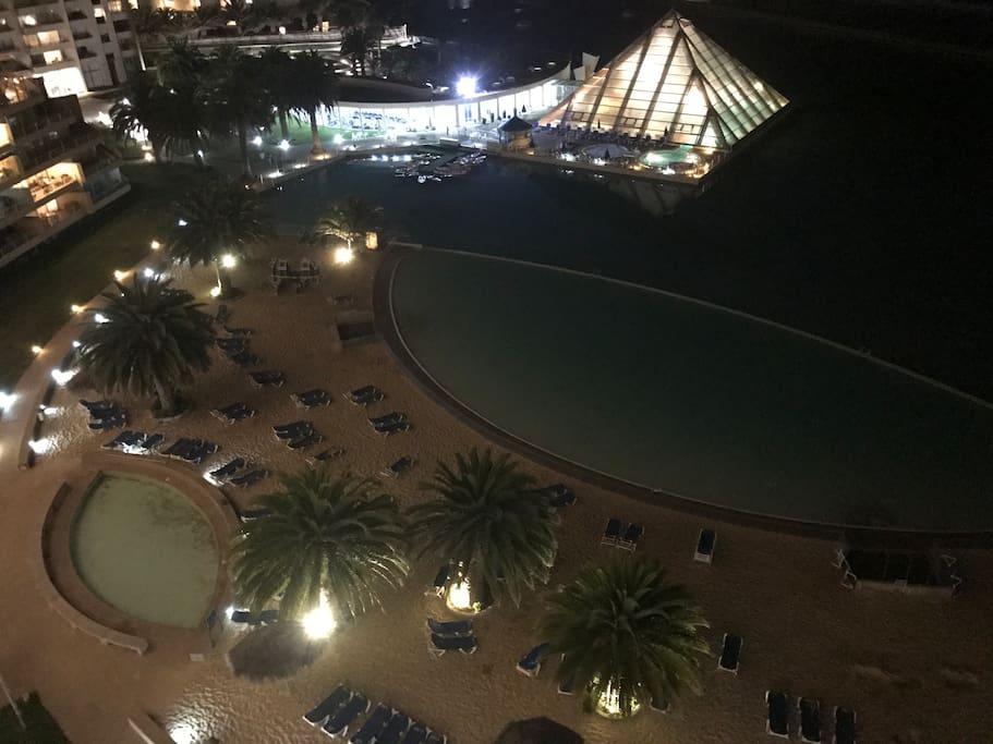 Vista desde edificio Faro