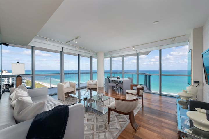 2B Private Oceanfront Unit at The Setai - 2907 - Serviced ...