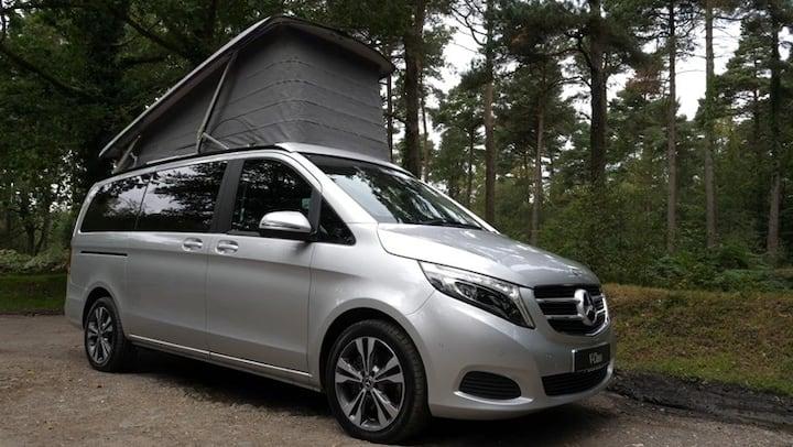 2 bedrooms campervan