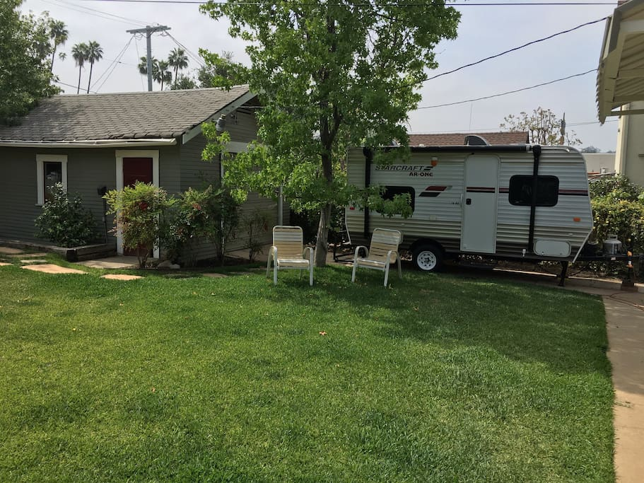 Tricked Out Trailer In Eagle Rock Campers Rvs For Rent