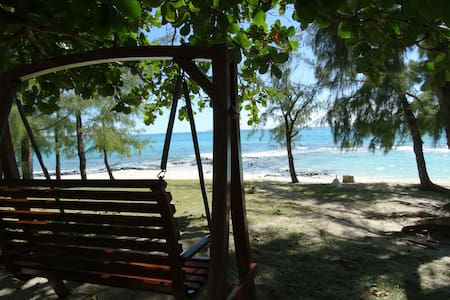 MON PETIT COIN DE PARADIS©SWEET HONEY MOON VILLA - Quatre Cocos