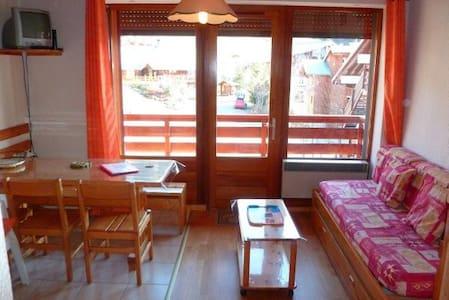 LES SAISIES CHALET CROCUS APPARTEMENT+ MEZZANINE - Hauteluce - Apartment