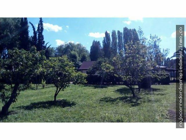 Casa de campo. Ruta del Vino - San Vicente - Huis