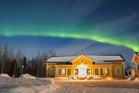 The Torne River Apartments - Kukkolan Vierastalot