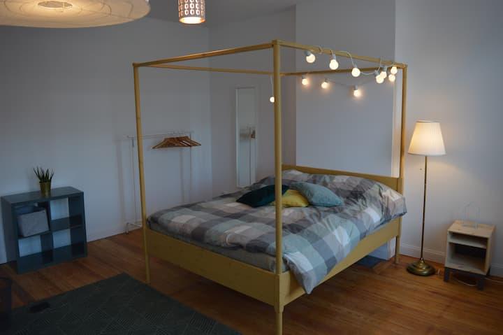 Liege-bnb (1 room)