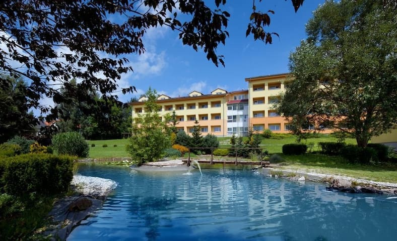 Exclusive HOTEL Lipno 4* Wellness & SPA 202