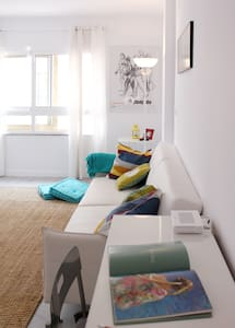 LIVE IN THE HEART OF THE CENTRE+WIFI - Valencia - Apartment