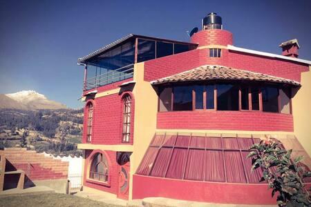 Shumac HOUSE, un lugar especial para una fam espec