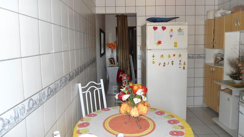 Casa Sol Nascente em Porto Da Rua - Porto da Rua - Ev