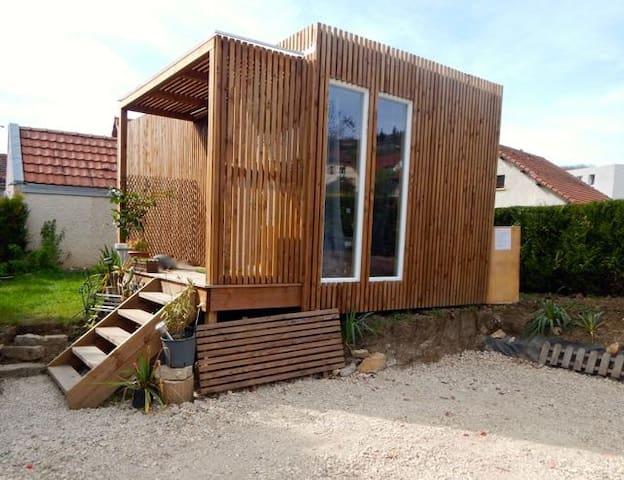 Studio de jardin indépendant - Besançon - Chalet