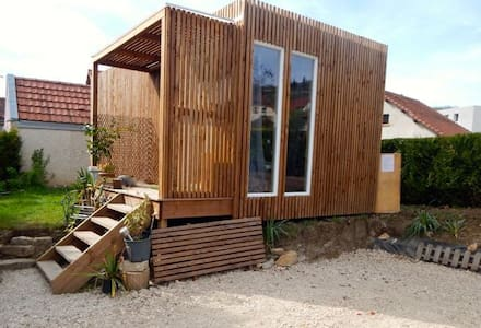 Studio de jardin indépendant - Безансон - Шале