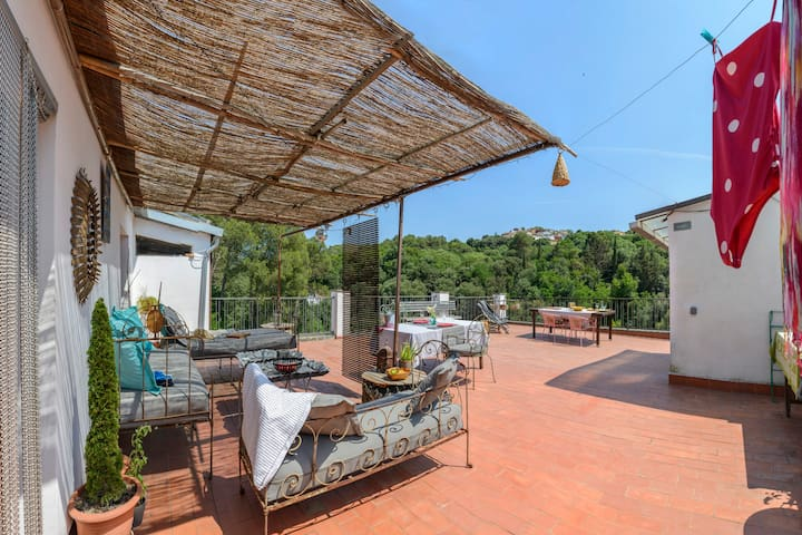 Sleep & Stay  Terrace  Loft in Sant Daniel
