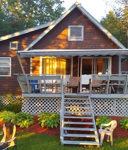 Cute Camp, Ripley, Maine