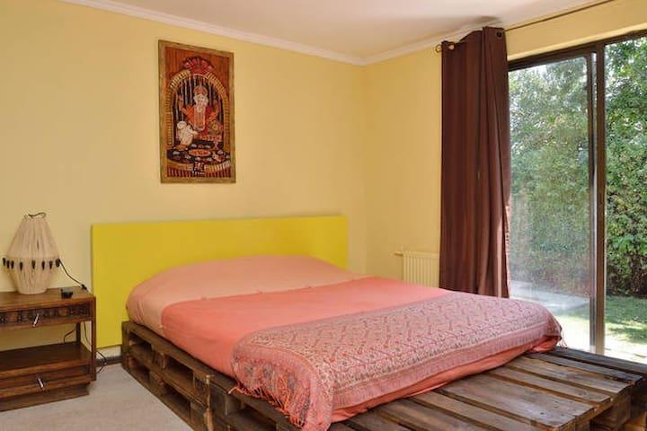 SPACIOUS ROOM  /  PRIVATE BATHROOM - Las Condes
