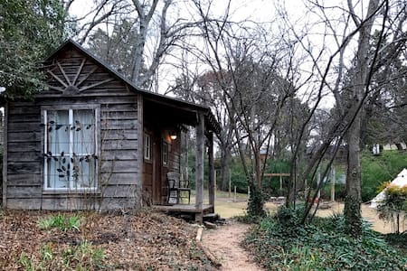 Charming Cabin Near Deep Ellum & Fair Park - Dallas