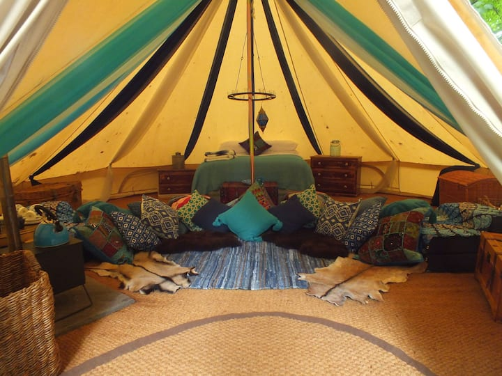 The Moroccan Bell Tent