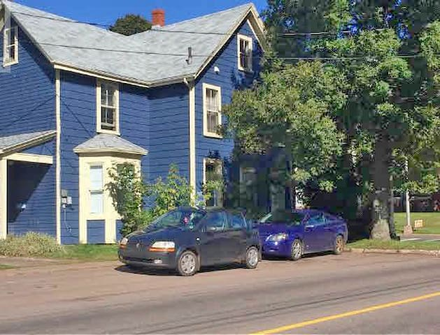 Spacious Downtown Heritage Home Fully Restored - Charlottetown - Apartmen