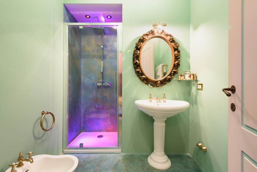 Relais Montemaggiore - Bathroom