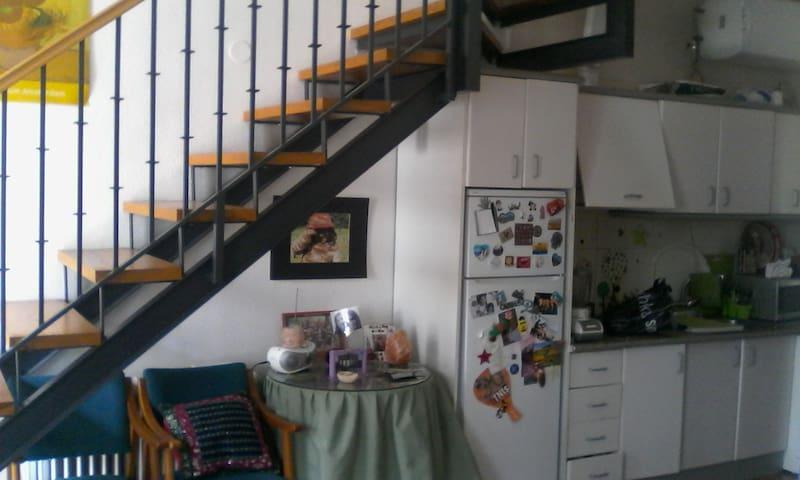 duplex en el centro - Jaén - Loft