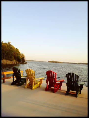 Lake Muskoka (Port Carling)  - All Season Getaway - Port Carling