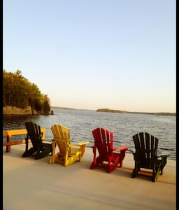 Lake Muskoka (Port Carling)  - All Season Getaway - Port Carling - Srub