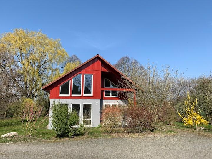 Strandhütte No. 7 - Ferienhaus an der Ostsee