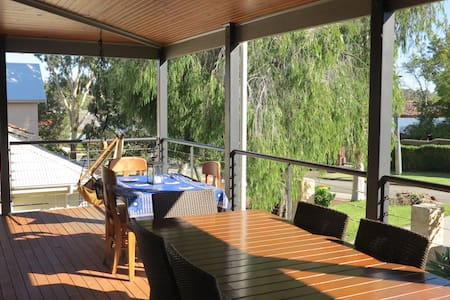 Luxury house close to river - Bicton - Haus