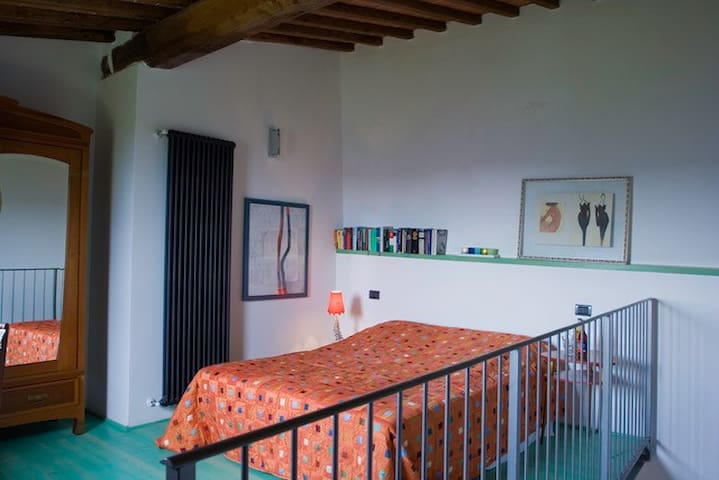 Podere Villole Toskana Chianti Apartment Pisa
