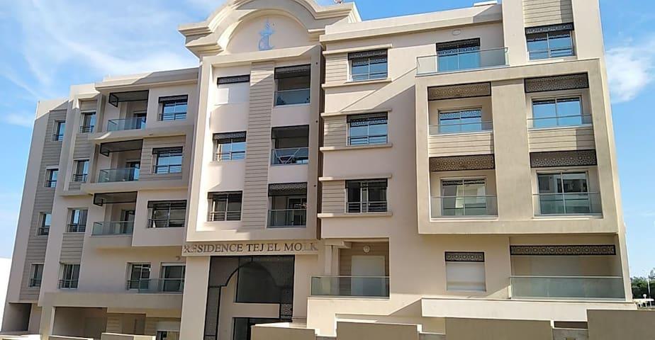 Studio Anis résidence Ennasr 2 Tunis