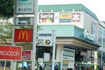 スーパーマーケット Supermarket
