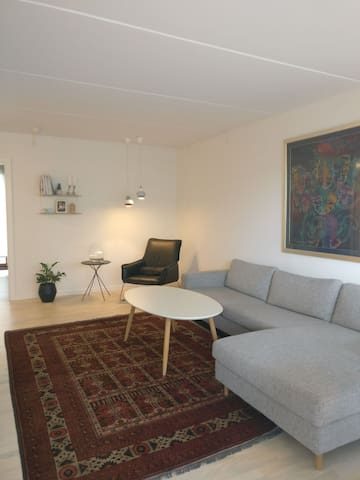 Cozy apprtment close to city, metro and beach