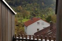 Haus an den Weinbergen