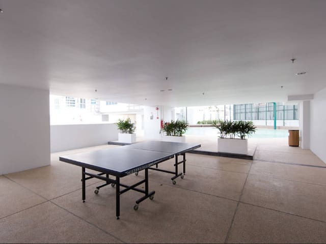 Lifestyle Facilities   Table Tennis