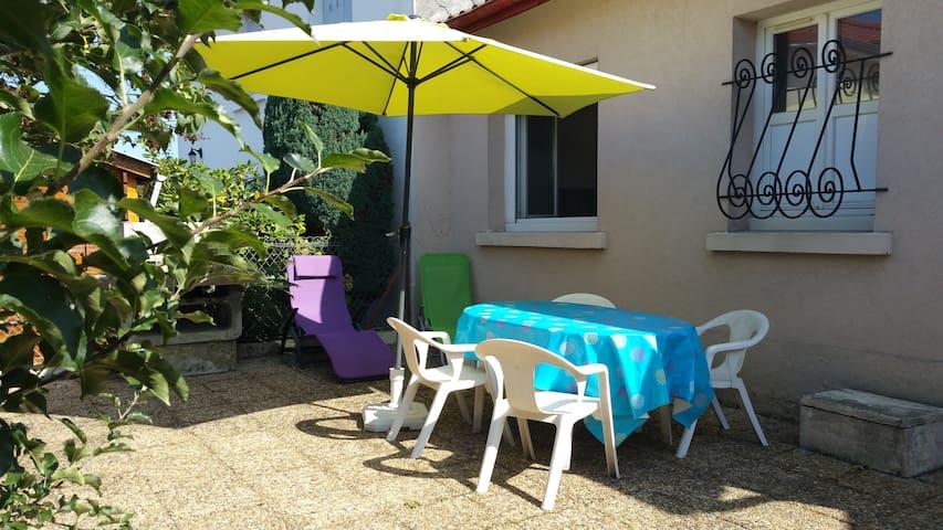 Maison avec jardin 20 mn à pied de Tarbes en Tango
