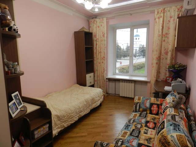 Rent a room in city center! Комната в центре !