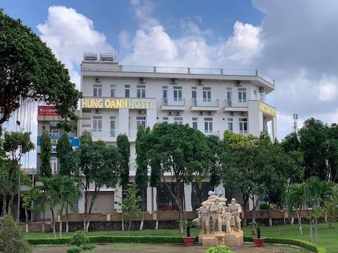 Hotel at Dong Xoai city, Binh Phuoc