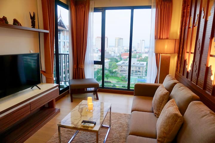 Chiang Mai Luxury Condo the Astra Changklan Road