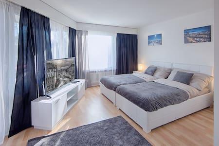 oneroom apartment next to zurich and airport Nr.12 - Glattbrugg