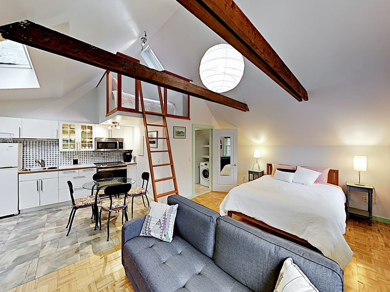Welcome to Bar Harbor! This studio apartment is professionally managed by TurnKey Vacation Rentals.