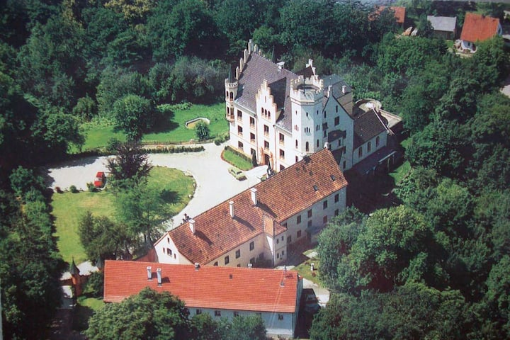 Dein Schloss in Schwaben, die Schlossherren Suite
